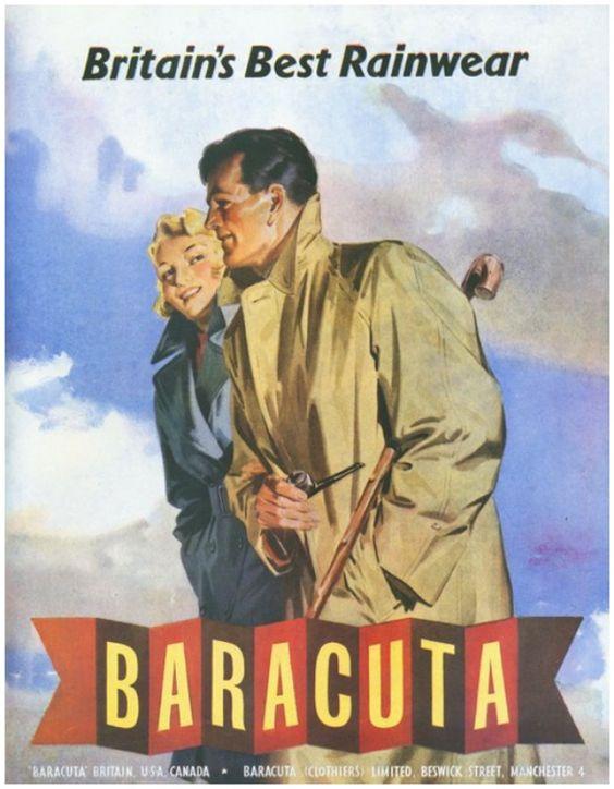 バラクータの広告用写真