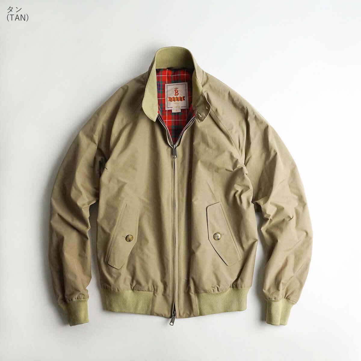 G9ジャケットのフロント写真