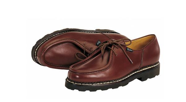 フランスの革靴「パラブーツ」の歴史とシャンボートとミカエルのサイズ感