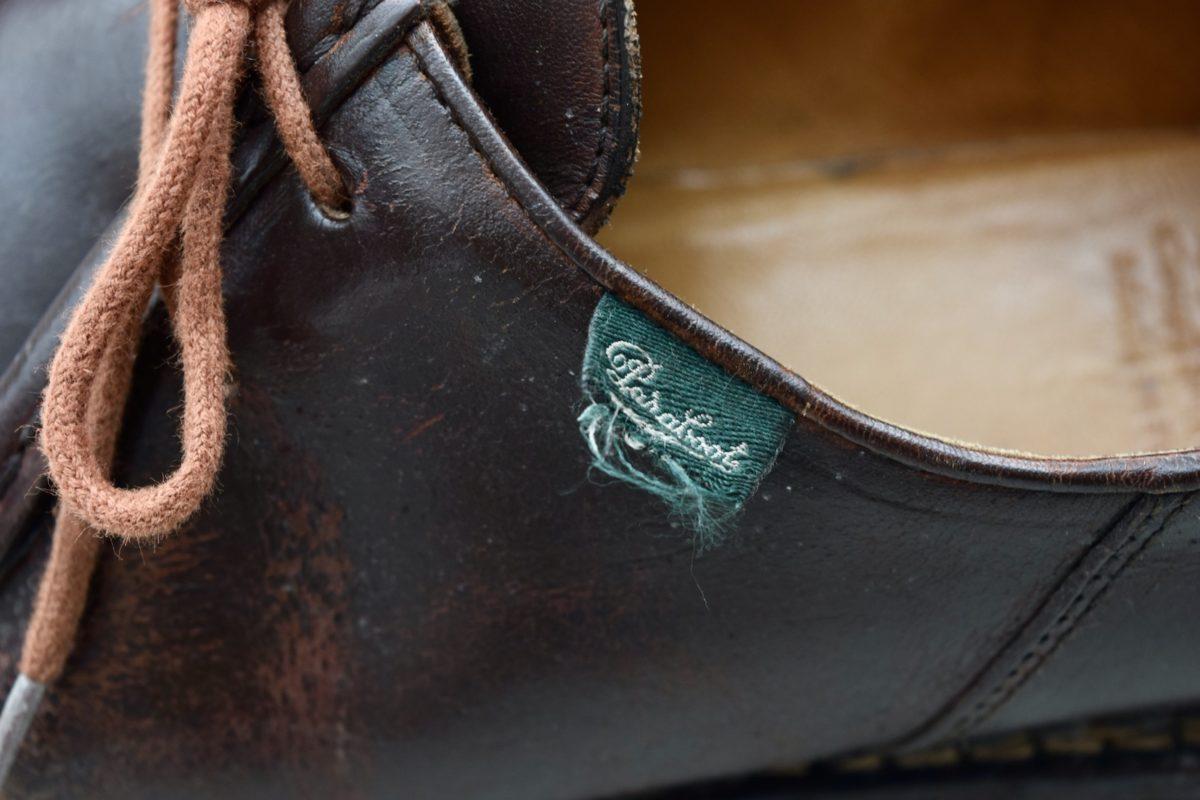 ミカエルの経年変化レビュー「5年経過した今でも大好きな靴」