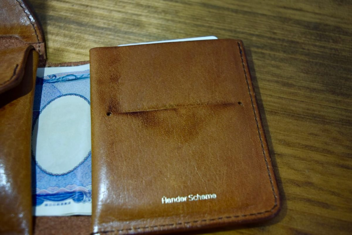 財布のカードケース