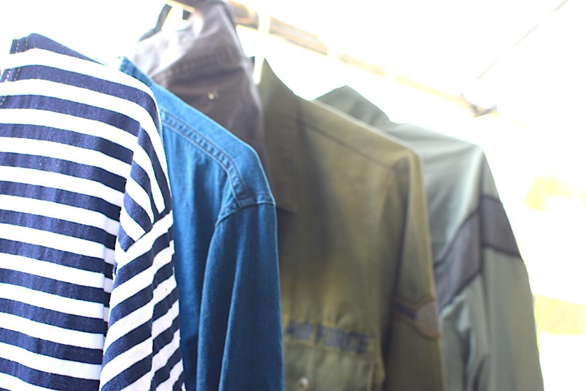 オキシクリーンを使って洋服の匂いを撃退【洗濯で古着を蘇らせる】