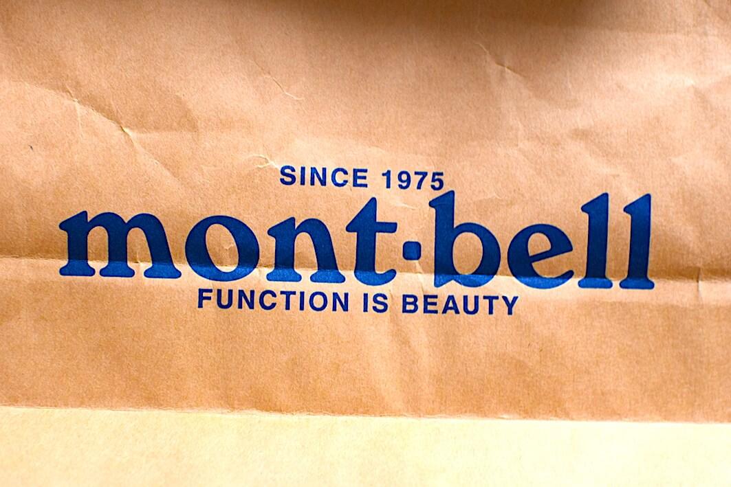 モンベルのブランドロゴ