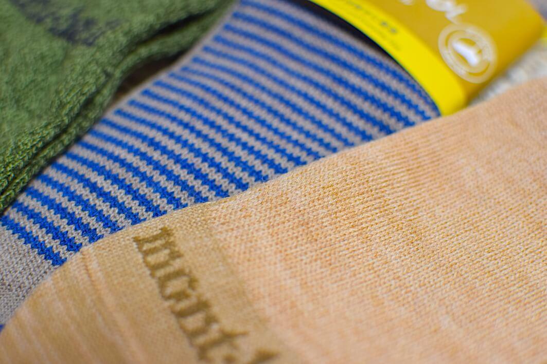 【購入レビュー】モンベルのメリノウールソックスはコスパ最高!【夏でも冬でも履ける】