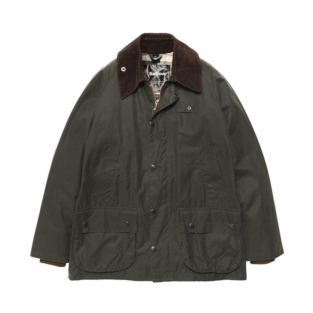 セージ色のビデイルジャケット