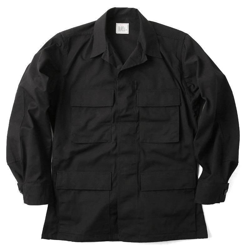 BDUブラックジャケット