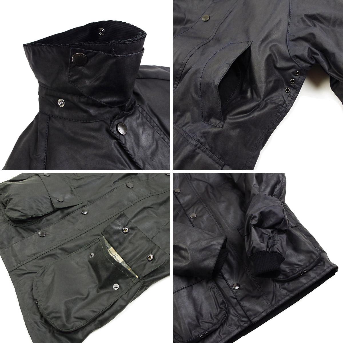 ビデイルジャケットのパーツその2