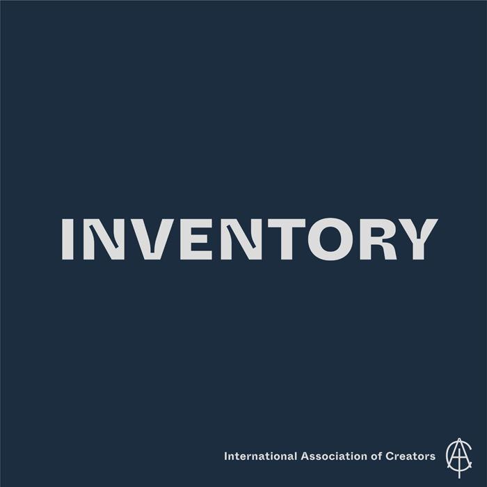 新しい形のECモール『INVENTORY』有名デザイナーから直接モノを買えるサイト