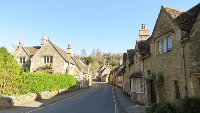 イングランドの田舎町