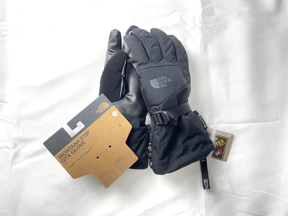 【ノースフェイス】ゴアテックス素材の手袋『モンタナイーチップGTX』を徹底レビュー
