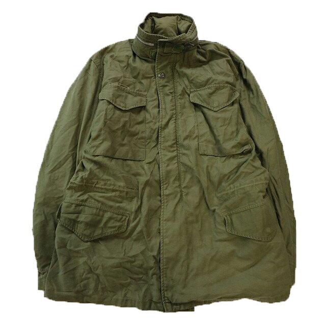 1stモデルのM65フィールドジャケット