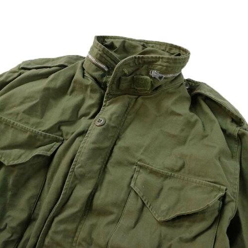 2ndタイプのM65フィールドジャケット