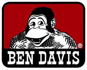 ベンデイビスのロゴ