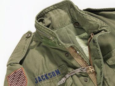 『M65フィールドジャケットの見分け方』1st,2nd,3rdの違いとは?【特徴やディテールを紹介】
