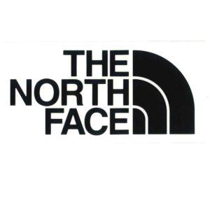 ノースフェイスのブランドロゴ