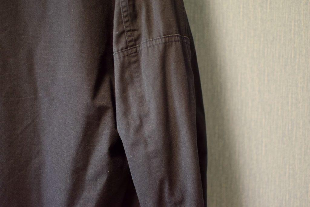 BDUジャケットの肘部分
