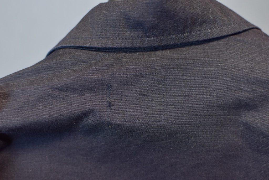 DDUジャケットの素材感