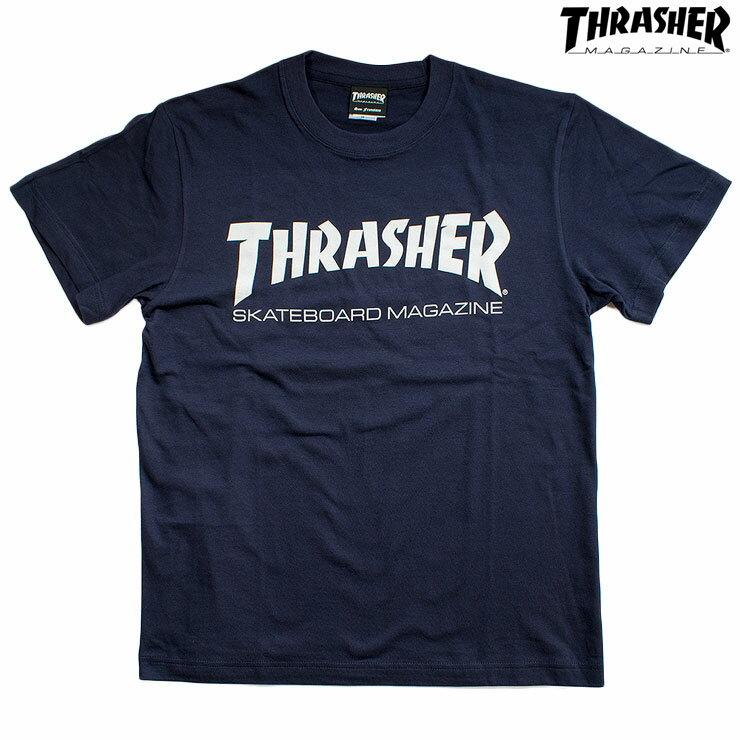 スラッシャーのロゴシャツ