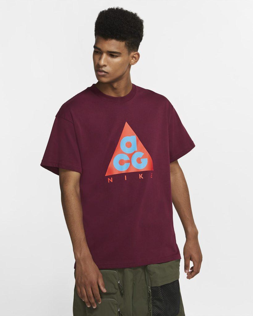 ACGのロゴTシャツ
