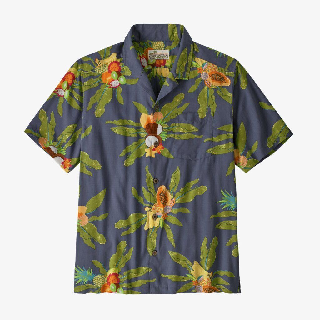 パタロハのアロハシャツ
