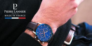 ピエールラニエのメンズ時計