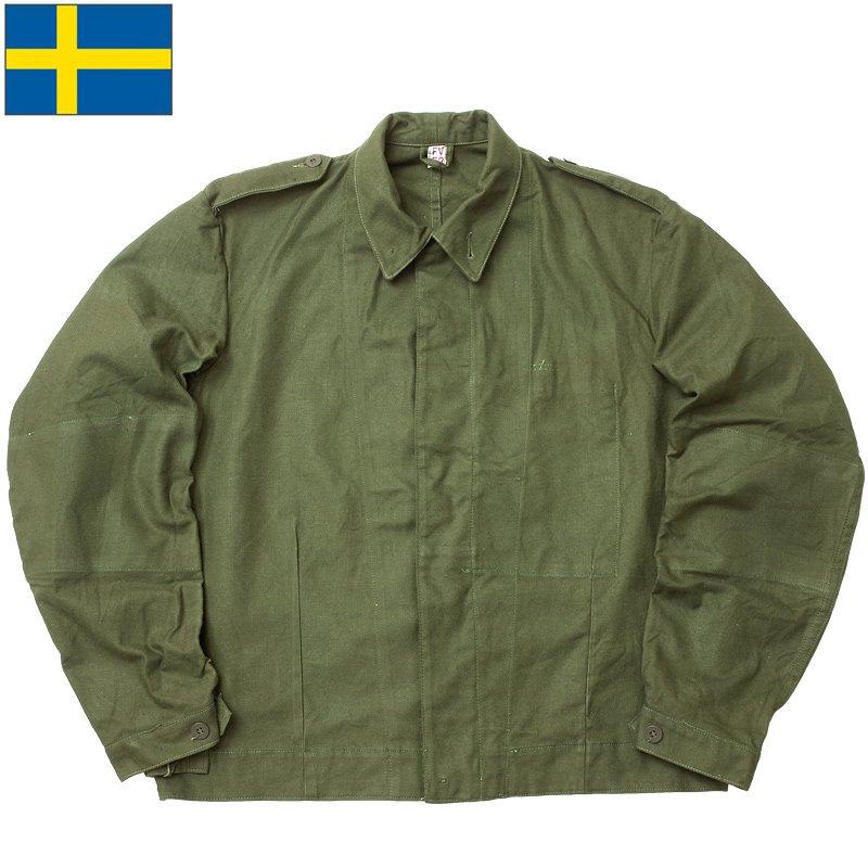 スウェーデン軍メカニックジャケット