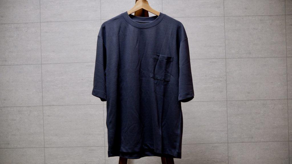 ティゴラスマートのハイブリッドクールシャツ