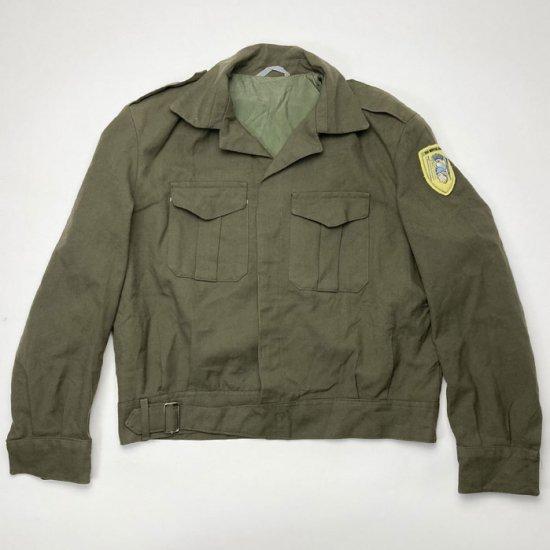 ギリシャ軍アイクジャケット