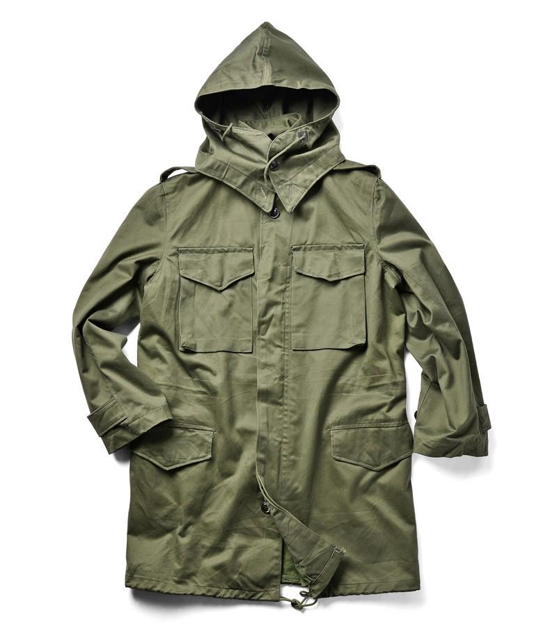 ギリシャ軍フィールドジャケット