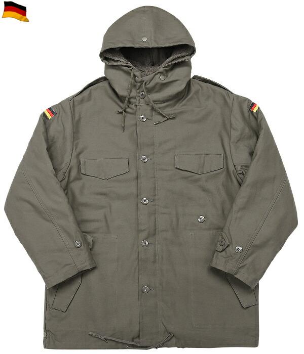 ドイツ軍ボアライニングジャケット