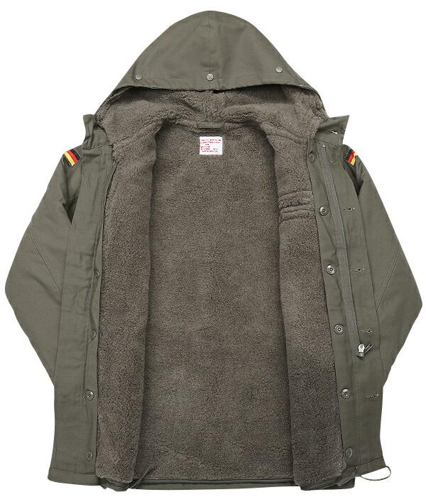 ドイツ軍ボアライニングジャケット2